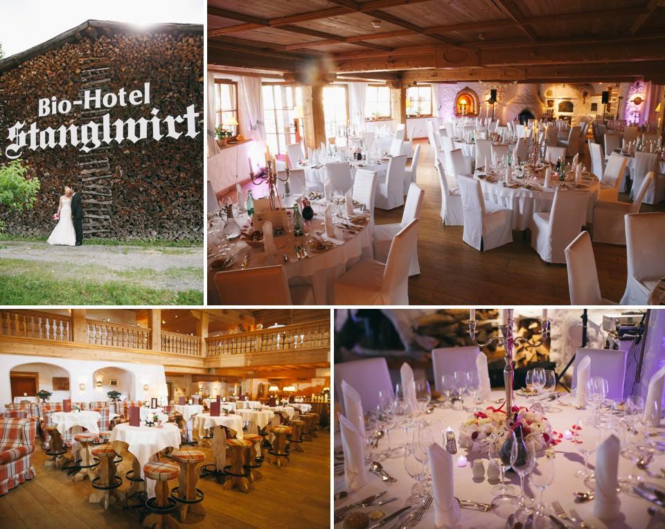 Top Hochzeitslocation Tirol | Hochzeit feiern im Stanglwirt | fotografiert von FORMA photography