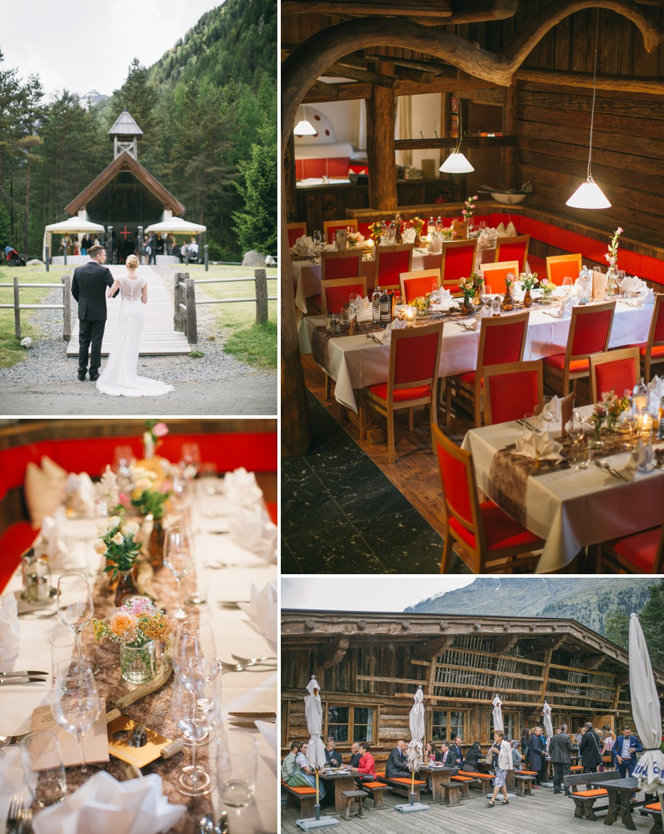 Top Hochzeitslocation Tirol | Hochzeit feiern im Alpengasthof Feuerstein | fotografiert von FORMA photography