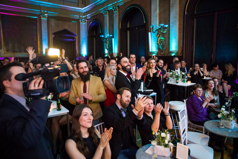 Verleihung und Sieger Austria Wedding Award | Bester Hochzeitsfotograf Österreich | FORMA photography | Best Wedding Photographer Austria